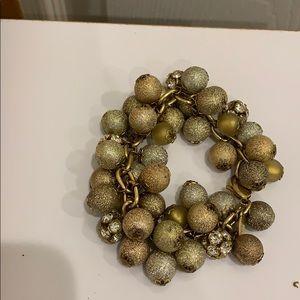 Anthropologie Lenora dame bracelet